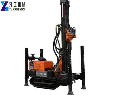 Crawler Water Well Drilling Equipment