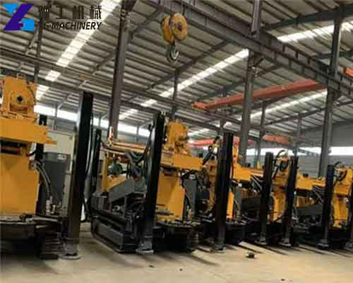 Water Well Drilling Rigs Manufacturer