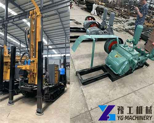 YG Water Well Drilling Rig for Sale
