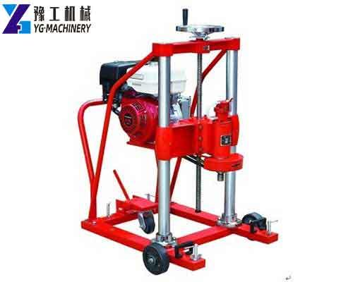 Diamond Core Cutting Machine for Sale