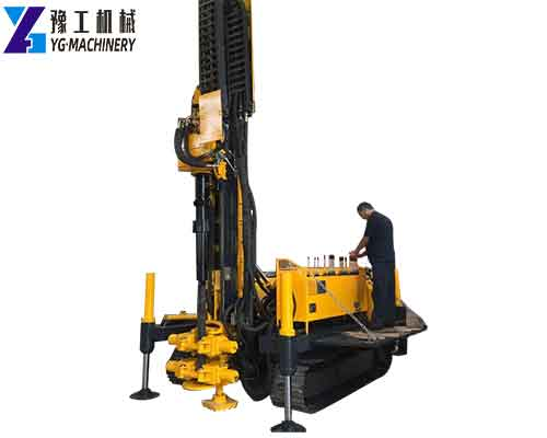 Anchor Drill Rig Machine