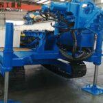 Crawler Anchor Drilling Rig