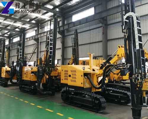 Crawler Drilling Rig Manufacturer