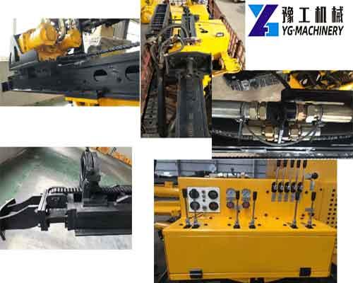 DTH Drilling Rig Parts