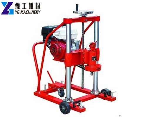 Diamond Core Cutting Machine