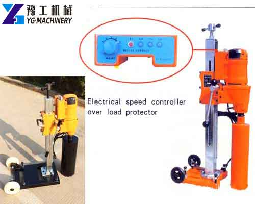 Diamond Core Drilling Equipment