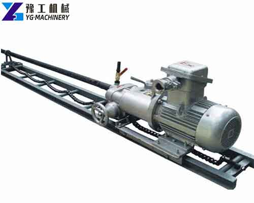Electric Rock Drilling Machine