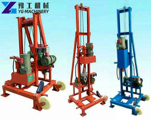 HY-180 Portable Water Well Drilling Rig