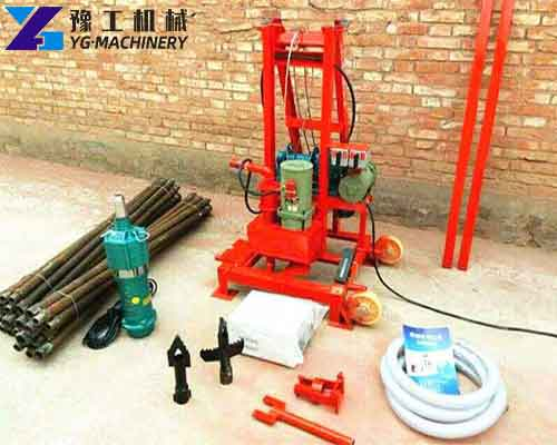 HY-180 Portable Water Well Drilling Rigs