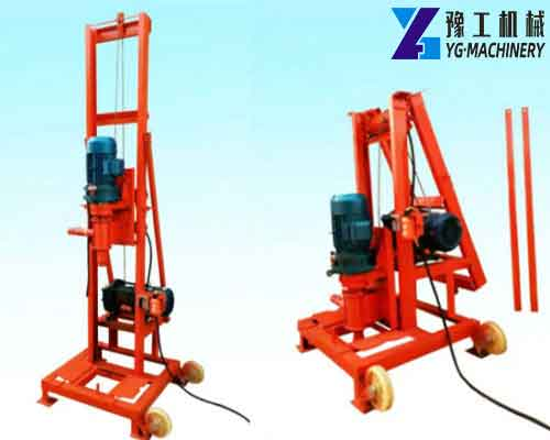 HY-350 Small Well Drilling Rig