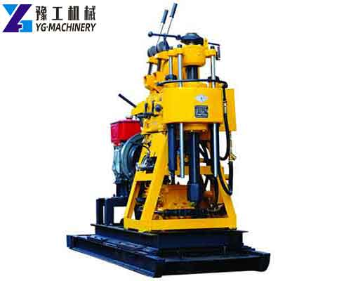 HZ Hydraulic Water Well Drilling Rig for Sale