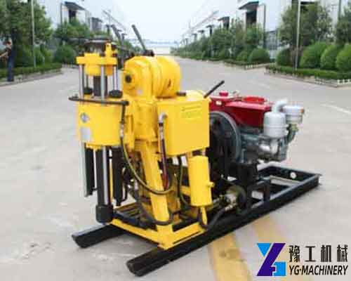 HZ Hydraulic Water Well Drilling Rig