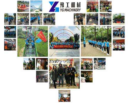 Henan YG Machinery Manufacturer