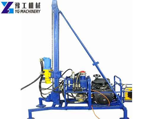 Hydraulic Mountain Drilling Rig