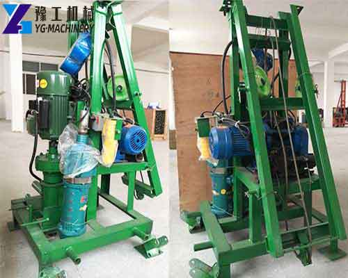 Portable Well Drilling Equipment