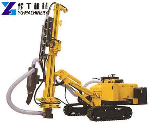 SK300 Crawler DTH Drilling Rig