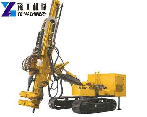 SK350 Crawler DTH Drilling Rig