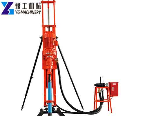 SKB120-5.5 DTH Drilling Rigs