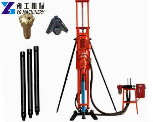 SKB120-5.5 Portable DTH Drilling Machine