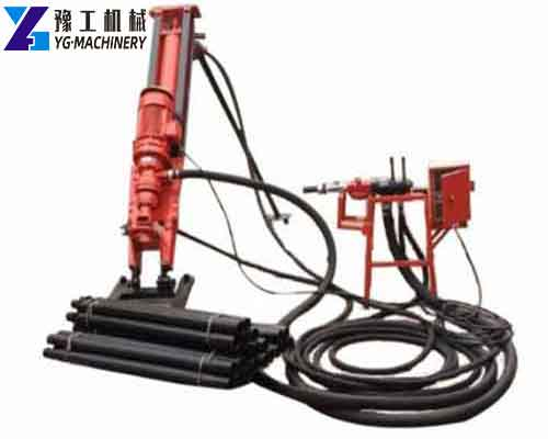 SKD100 Portable DTH Drilling Rig