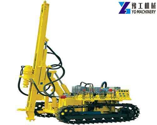 SKL130 Diesel DTH Drilling Machine