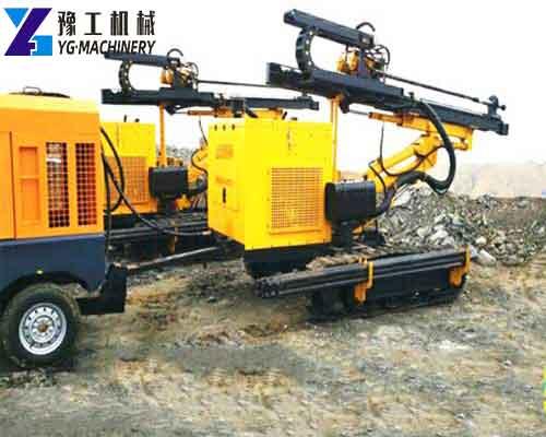 SKM-150T DTH Machine