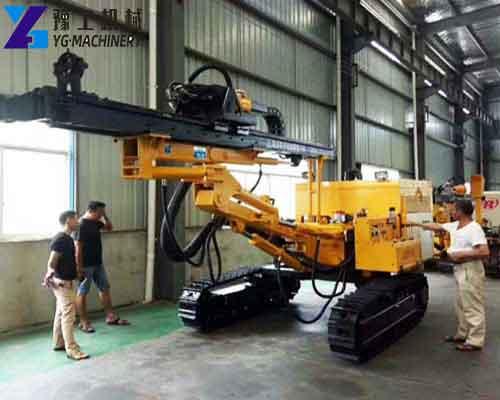 SKM-153 DTH Boring Machine