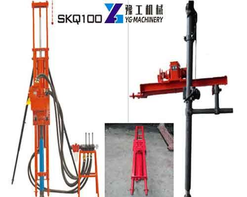 SKQ100 DTH Drilling Rig