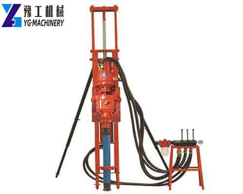 SKQ70 Small DTH Drilling Rig