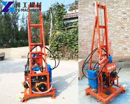 Small Drilling Rig for Sale