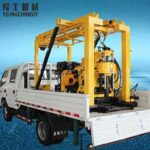 Trailer Mounted Water Well Drilling Rigs