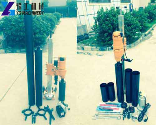 Wet Core Drilling Machine for Sale