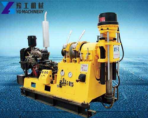 XY-3 Core Drilling
