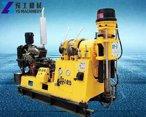 XY-3 Vertical Core Drilling Rig Machine