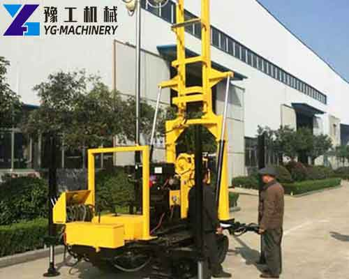XY Series DTH Drilling Rigs for Sale