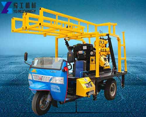 XYC SeriesTractor Mounted Water Well Drilling Rig