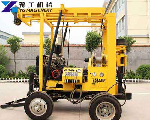 XYX-3 Core Drilling Rig