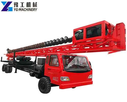 YG-80 Spiral Pile Driver