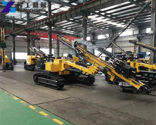 YG Anchor Drill Machine Manufacturer