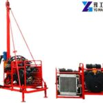 Hydraulic Mountain Drilling Rig