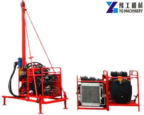 YG Hydraulic Mountain Drilling Machine