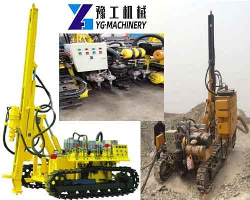 YG130 DTH Drilling Rig