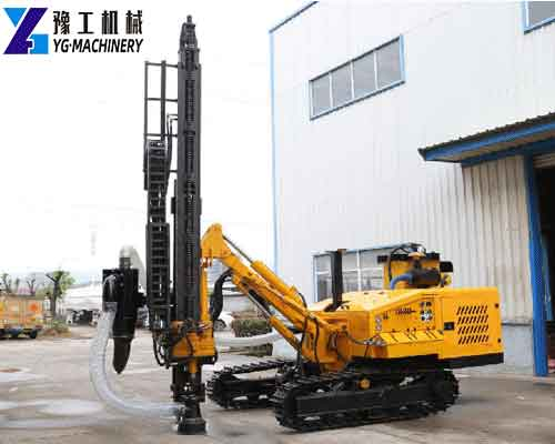 YG180 DTH Drilling Rig
