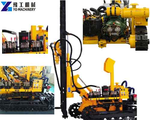 YGL100A BlastHole Drilling Machine