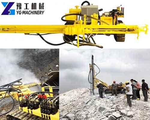 YGL100T BlastHole Drilling Rig