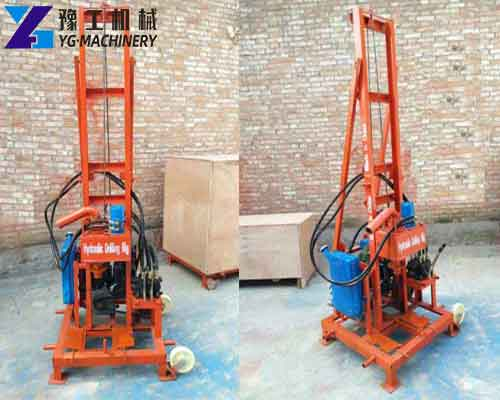 ZX-220 Portable Water Well Drilling Equipment