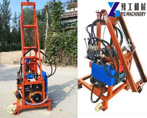 ZX-280 Portable Water Drilling Machine for Sale