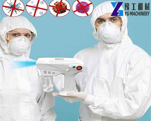 China Nano Steamer Fogger Gun