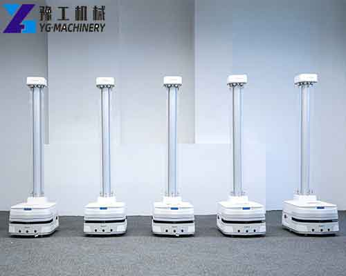 Portable Disinfection Robot Manufacturer