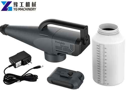 Portable Electrostatic Mist Sprayer